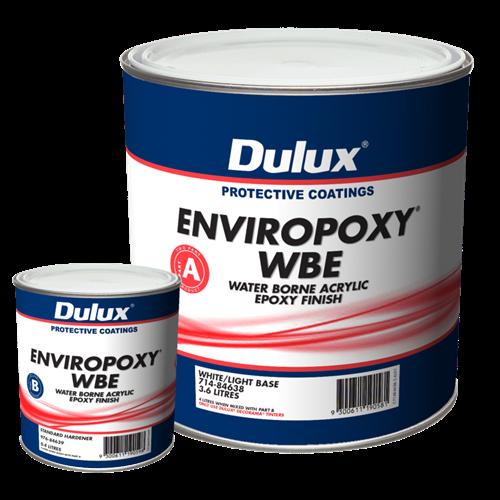 Dulux Enviropoxy Wbe Waterborne Epoxy
