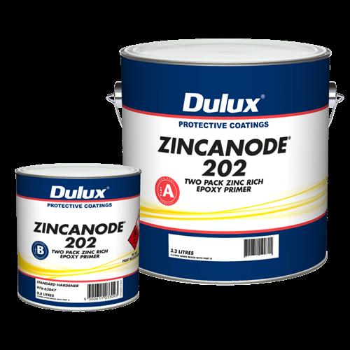 Dulux Zincanode 202 for cathodic corrosion protection