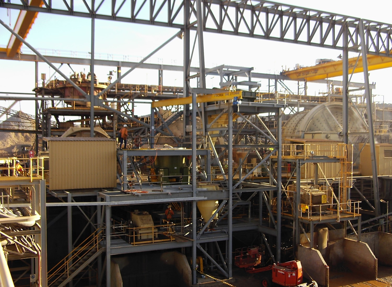 Kalgoorlie Consolidated Gold Mine | Dulux Protective Coatings