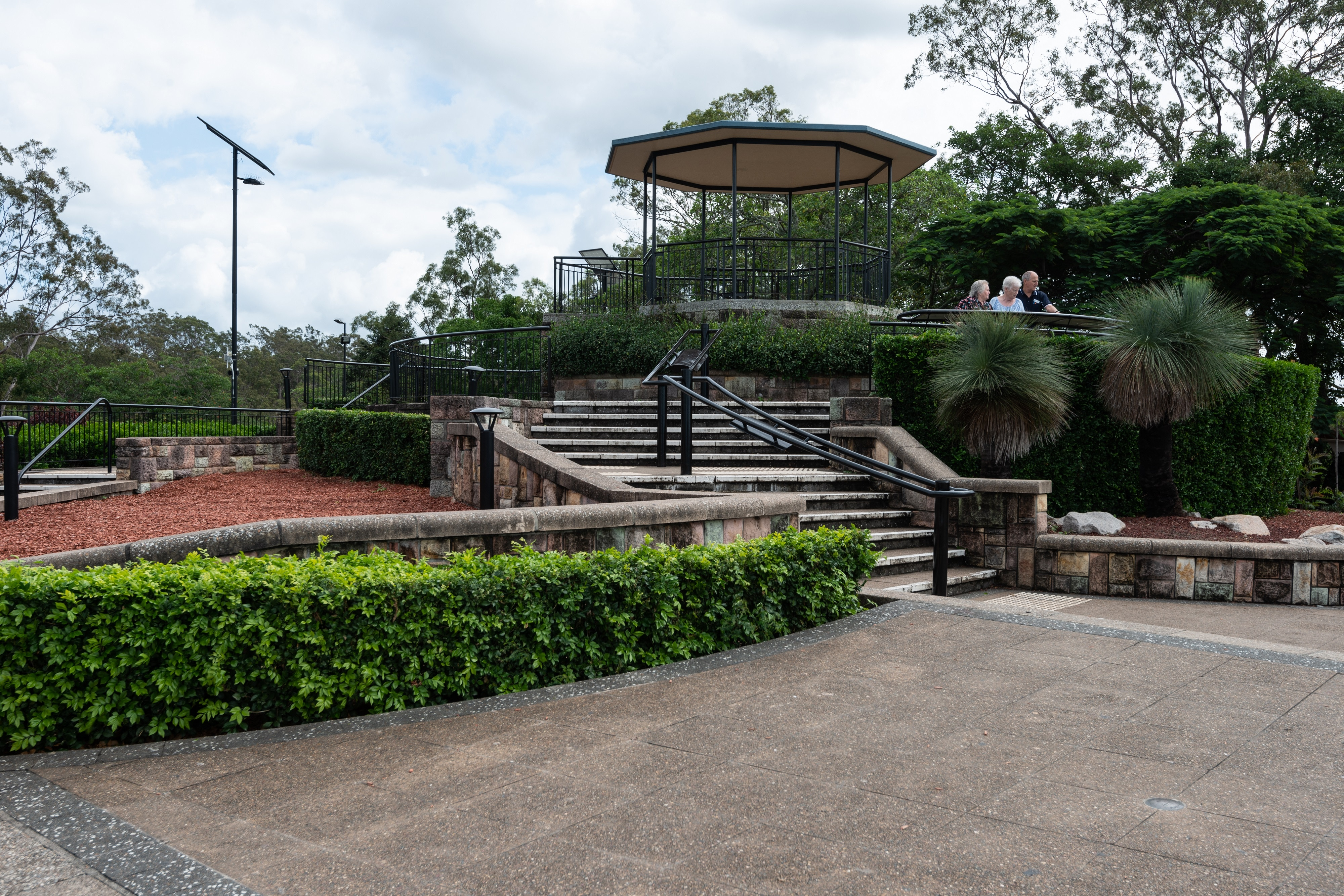 Look out for low-maintenance Duration at Brisbane tourist spot