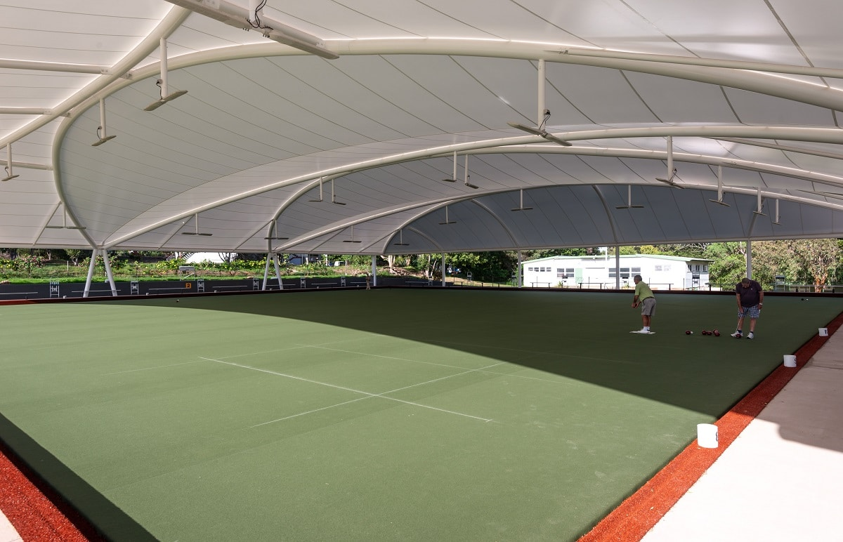 Dulux PC rolls out UV protection at Australia's bowling greens