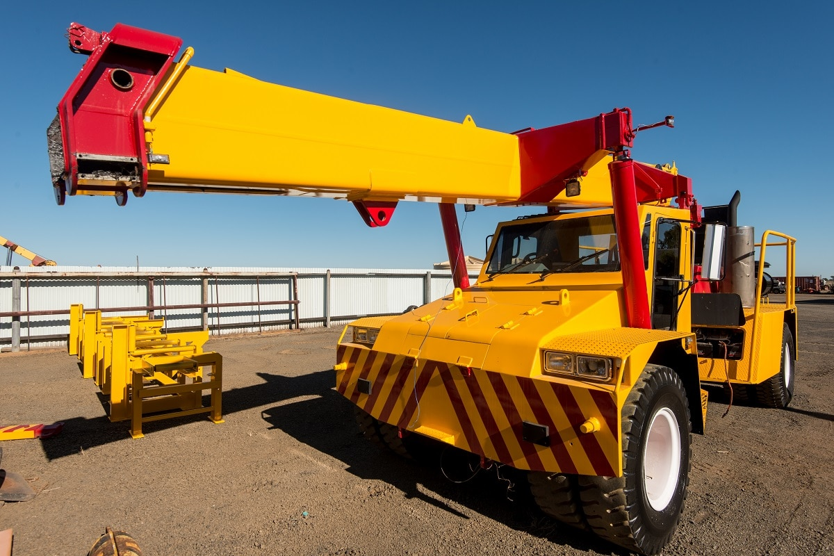 Sunny Crane Coatings For Safety and Long Term Protection